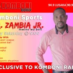 Komboni Radio Sports Round Up