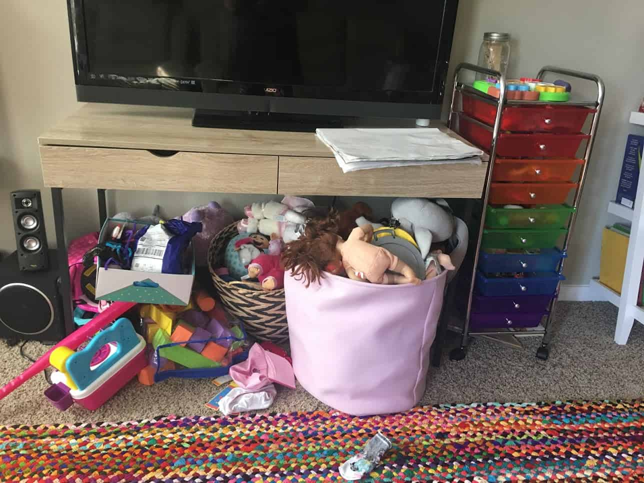 Cute Toy Storage Ideas For Your Living Room Kombucha Kale