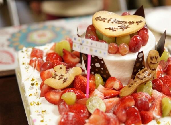 siropさんのケーキ