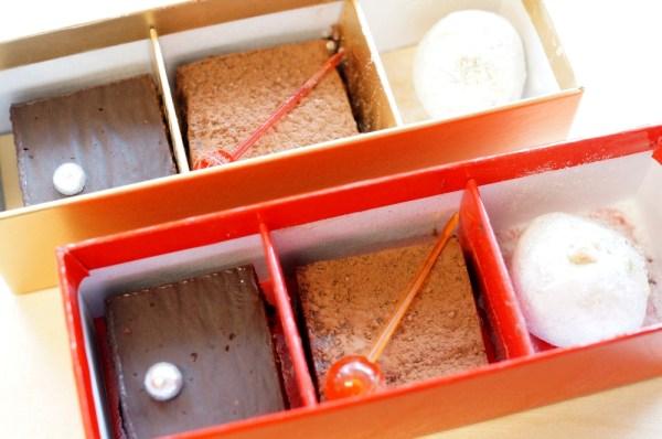 sirop(シロ)のチョコレート