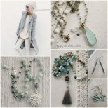 Patirica Mackey - Jewelry Designer-Maker for Komedal Road's Makers Marketplace - beach weather