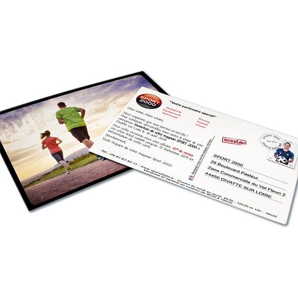 komedia - sport 2000 - carte postale