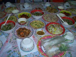 ベトナム料理体験
