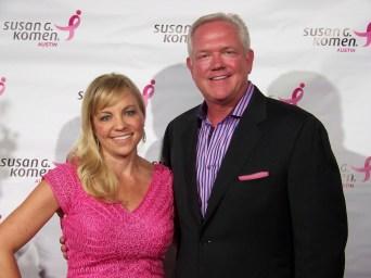Jennifer and Don Stevens