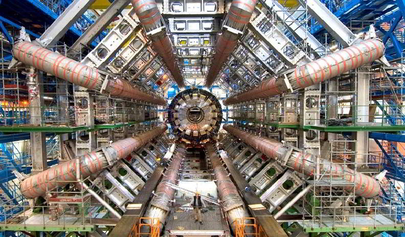 CERN , Large Hadron Collider