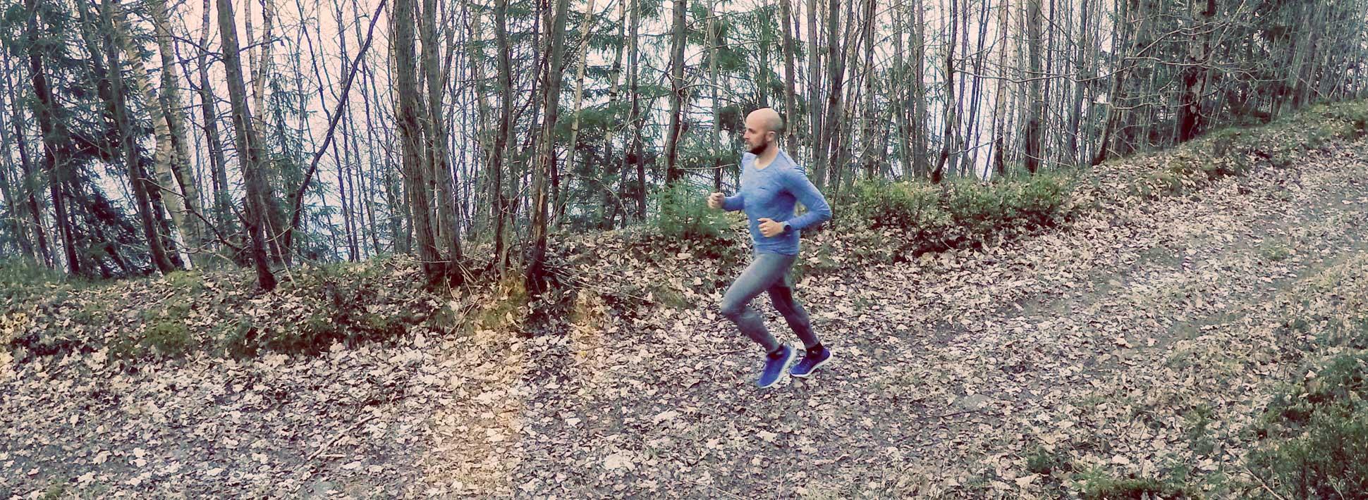 Tröskelintervaller Löpning