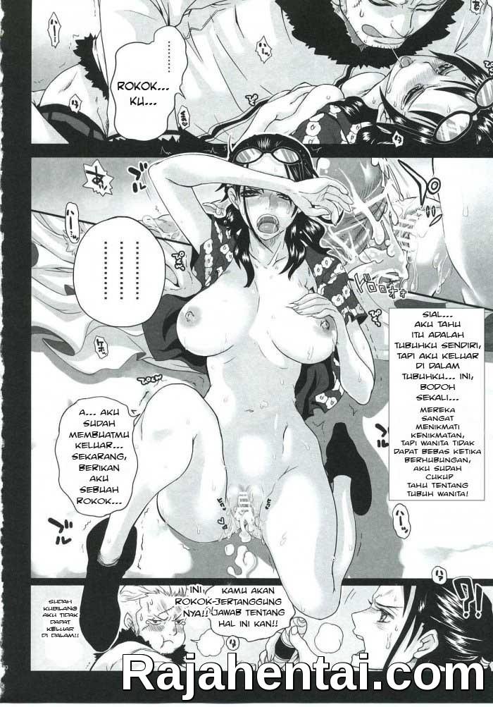 Komik Hentai One Piece – Pertempuran Birahi