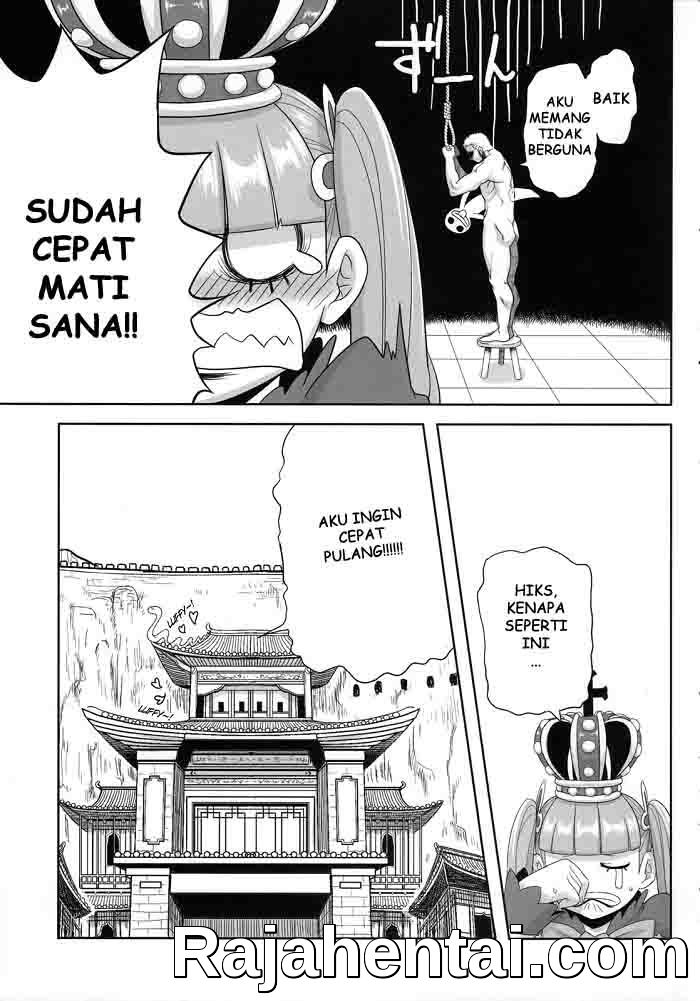 Komik Hentai One Piece Pesta Sex Sama Putri