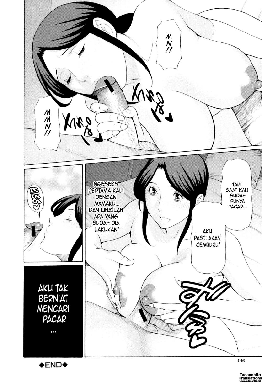 Komik Hentai Manga Hentai Pompa Terus Memek Mama