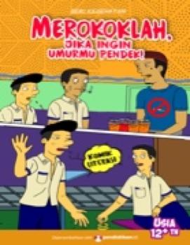 Komik Pendek Pendidikan : komik, pendek, pendidikan, Komik, Kesehatan, Merokoklah, Ingin, Umurmu, Pendek