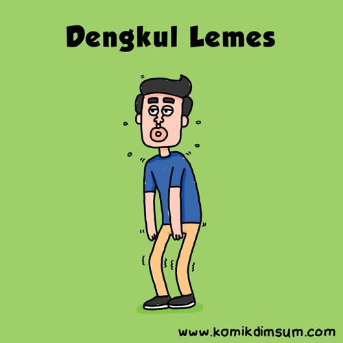 Dengkul Lemes