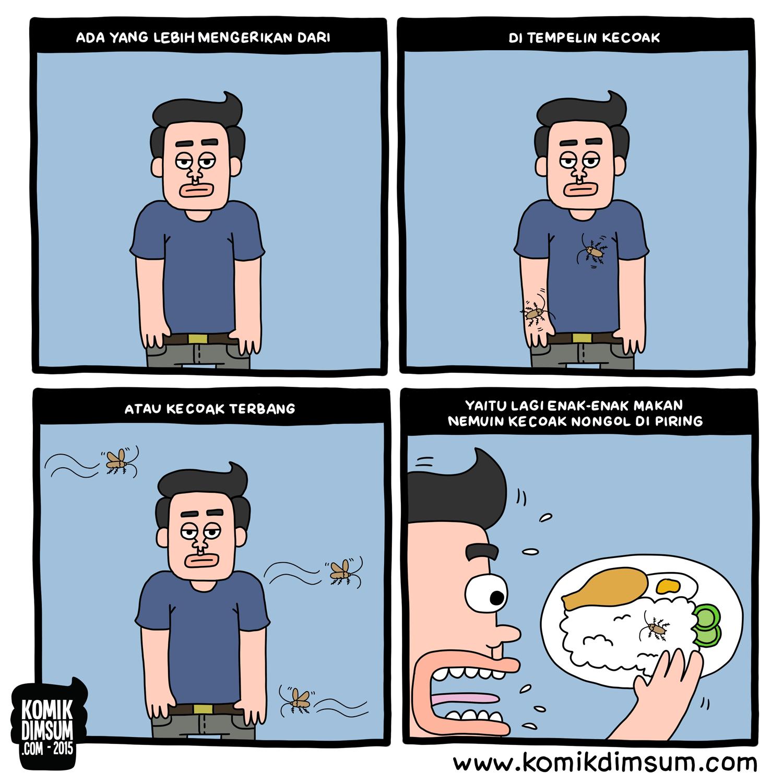 Takut Kecoa