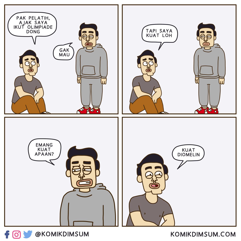 Atlet Olimpiade