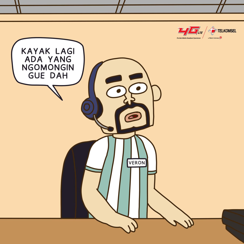 Lewat Chat Bisa Part 2   B