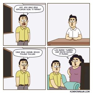 Jawab Pertanyaan