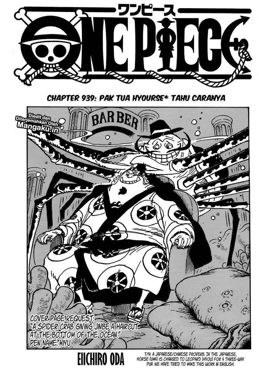 Mangaku One Piece 986 : mangaku, piece, Piece, Chapter