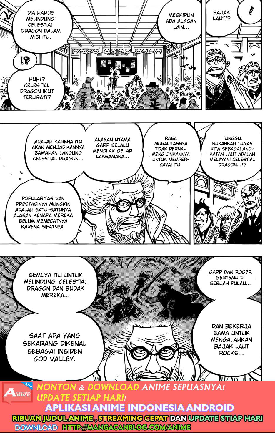 Komik One Piece 957 : komik, piece, Piece, Chapter