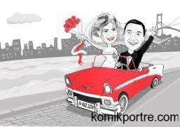 Karikatur-nikah-davetiyesi-Nursin-Cem