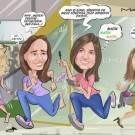 Arkadasa-karikatur-hediyesi-Nisa