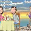 Ferhan-Sensoy-ile-karikatur-Asli