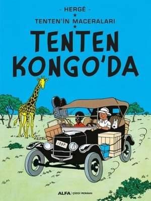 Tenten'in Maceraları - Tenten Kongo'da