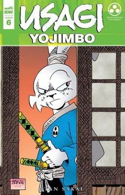 Usagi Yajimbo Sayı 6