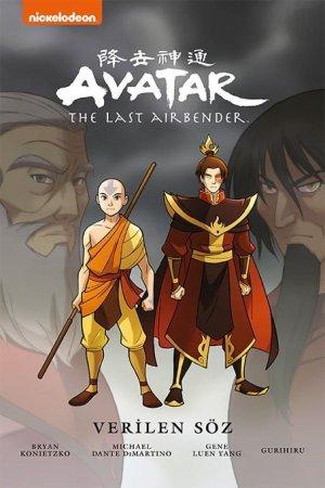 Avatar - The Lost Airbender - Verilen Söz