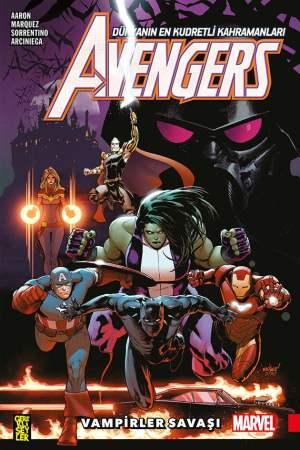Avengers 3 - Vampirler Savaşı