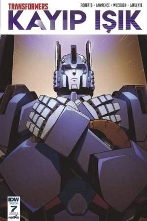 Transformers Kayıp Işık Bölüm 8