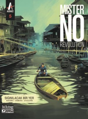 Mister No Revolution Sayı 5