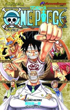 One Piece Cilt 45