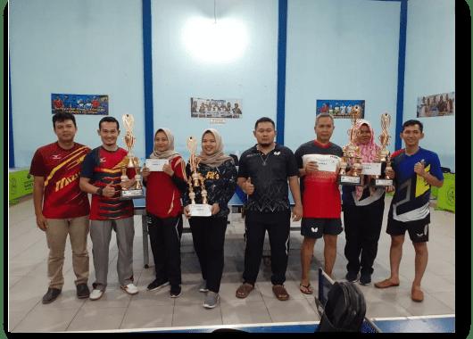 Pemenang Lomba HUT ke – 48 KORPRI Tingkat Kabupaten Cilacap 2019