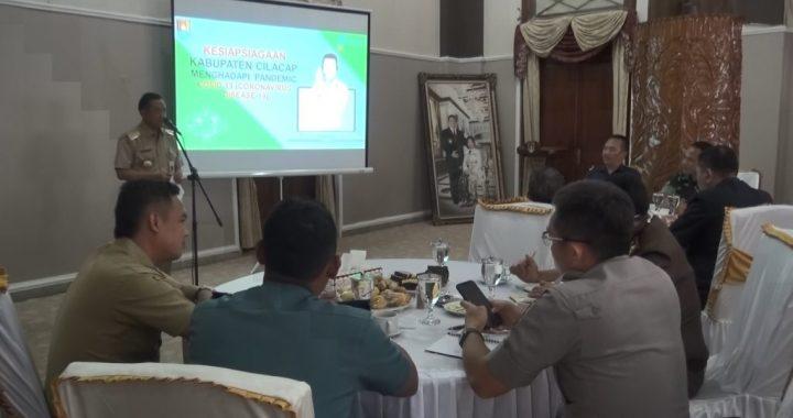 Kesiapsiagaan Kabupaten Cilacap Menghadapi Pandemic COVID-19