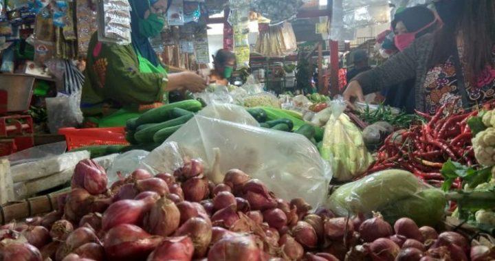 Bulan Juli Di Cilacap Terjadi Deflasi Sebesar 0,17 Persen