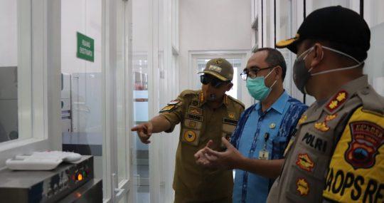 Pemkab Cilacap Kini Punya Laboratorium PCR Covid-19