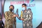 LPPL Bercahaya FM Raih Penghargaan ILM Terbaik dalam Anugerah Penyiaran KPID Jateng 2021