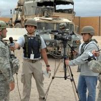A média szerepe korunk háborúiban