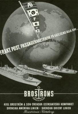 Broströms