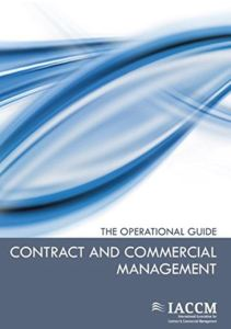 Operational Guide for Contract and Commercial Management