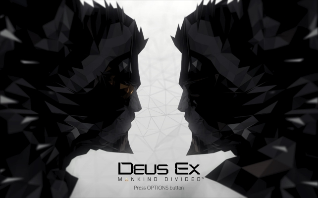 Deus Ex Mankind Divided Vol.1