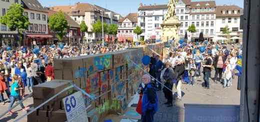 """""""Pulse of Europe"""" - auch in Mannheim"""