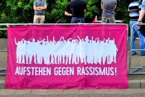 Massive Proteste gegen Veranstaltungen der AfD in Bruchsal und Mannheim (mit Kommentar und Bildergalerien)