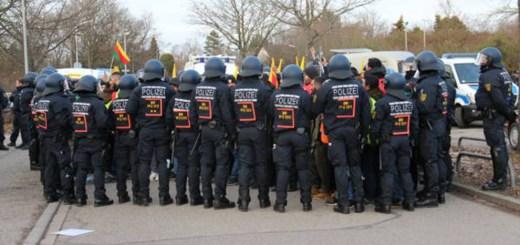 Deutsche Repressionsbehörden erweitern Kriminalisierung von Kurdinnen und Kurden