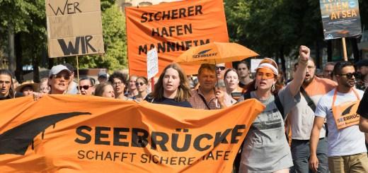 """""""Wir haben Platz!"""" - Mahnwache für Aufnahme von Geflüchteten am Samstag"""