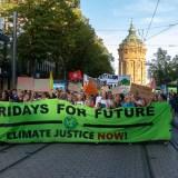Klimaneutralität bis 2030: Fridays for Future mit konkreten Forderungen an die Stadt