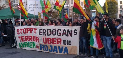 Demonstration am Samstag 14 Uhr ab Paradeplatz: Gegen den Angriffskrieg der Türkei