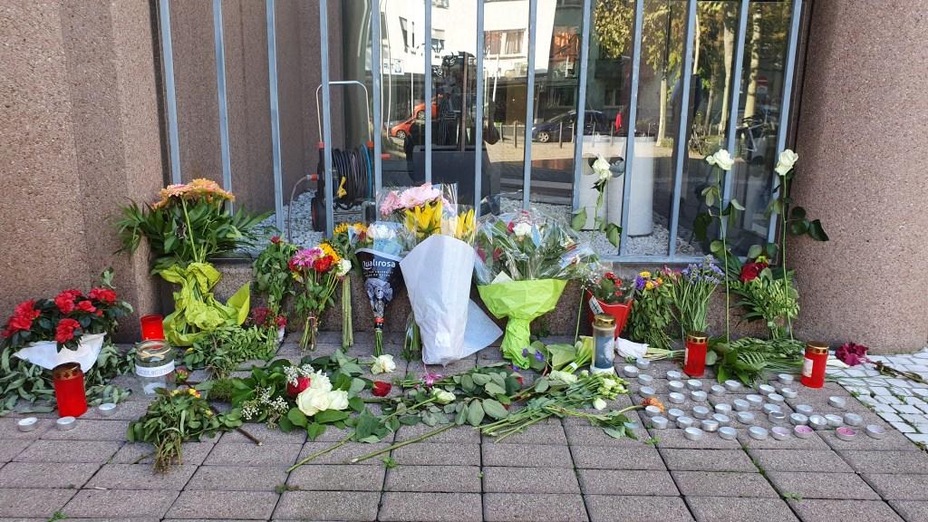 Trauer und Entsetzen über das Attentat in Halle