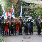 Gedenken an die ermordeten WiderstandskämpferInnen in Heidelberg