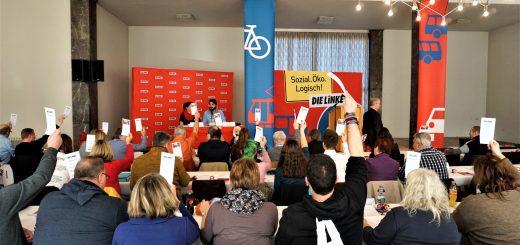 Die LINKE in Rheinland-Pfalz verabschiedet sozial- und umweltverträgliches Verkehrskonzept (mit Bildergalerie)