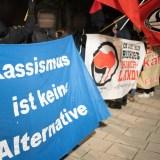 Von Feudenheim nach Schönau: Protest gegen AfD-Veranstaltungen